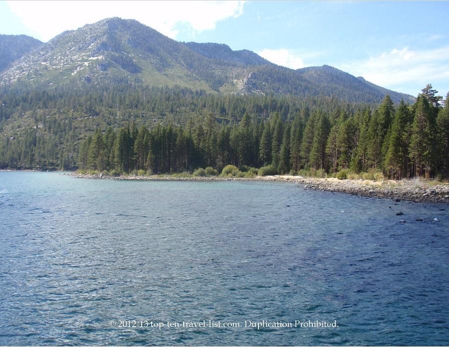 Zephyr Cove boat ride - South Lake Tahoe, CA