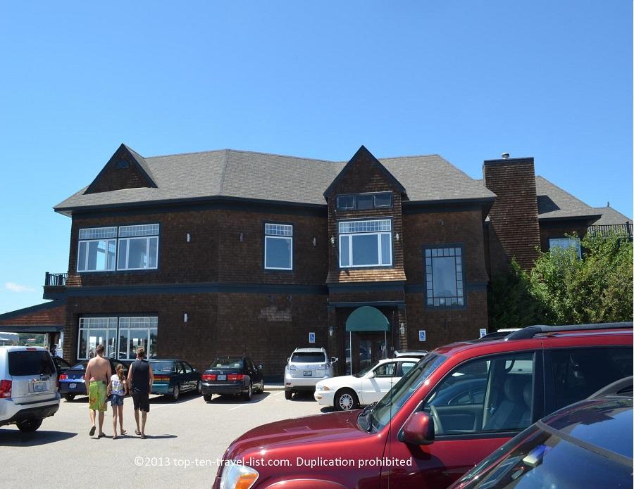 Atlantic Beach Club in Middletown, RI near the Newport Mansions