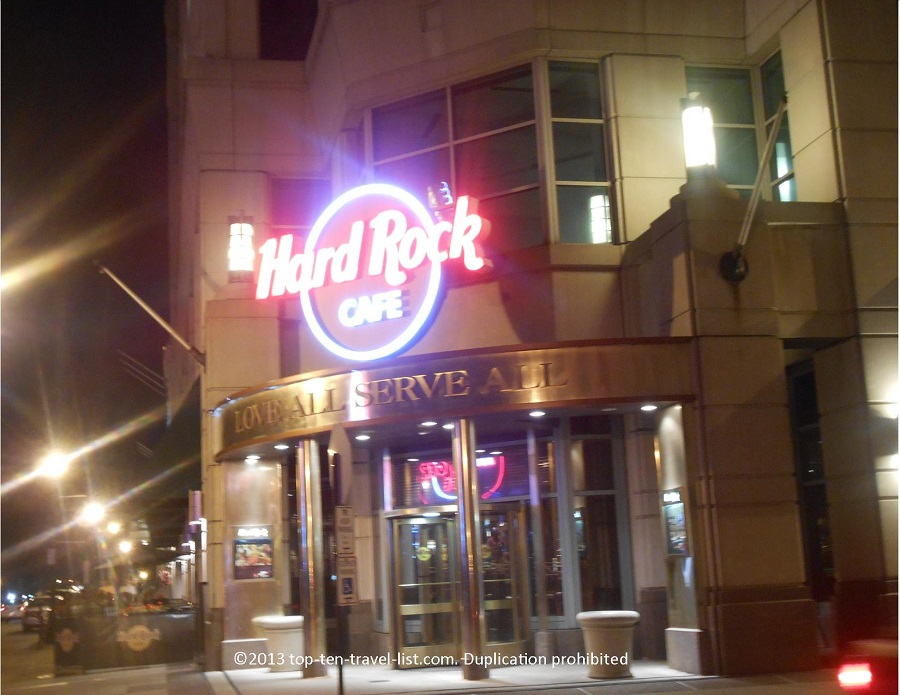 Hard Rock Cafe Cleveland, Ohio