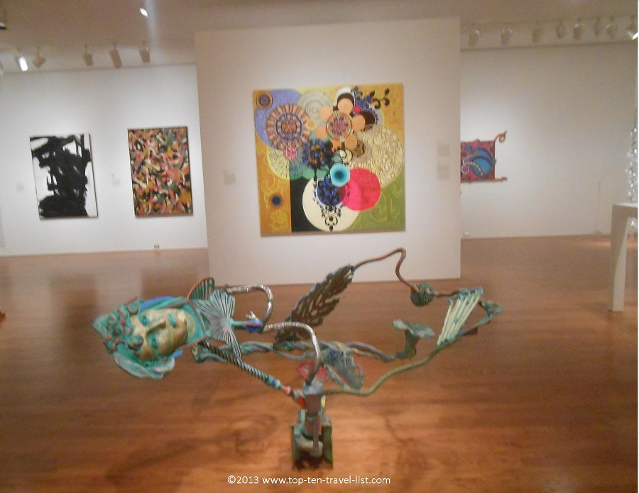 Contemporary Art Collection at Worcester Art Museum in Massachusetts