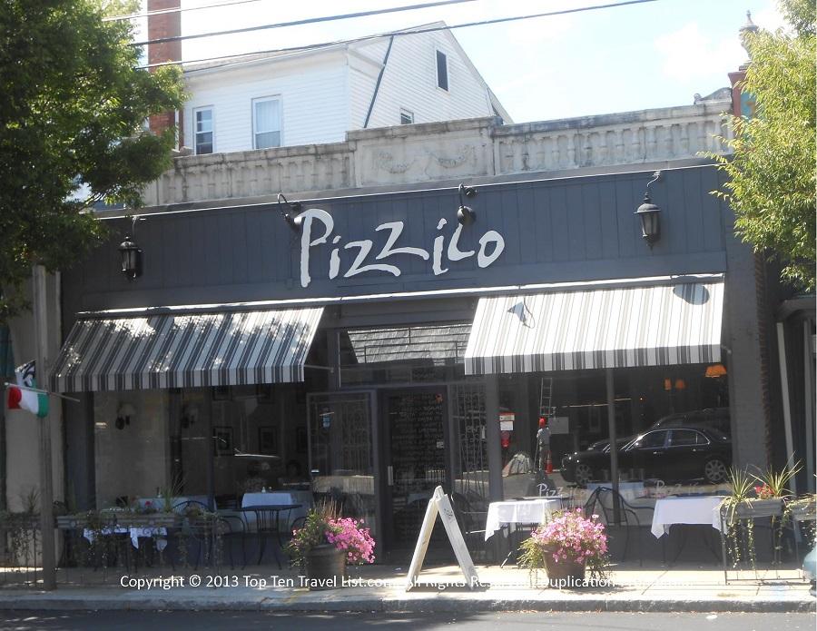 Pizzico Ristorante in Providence, Rhode Island