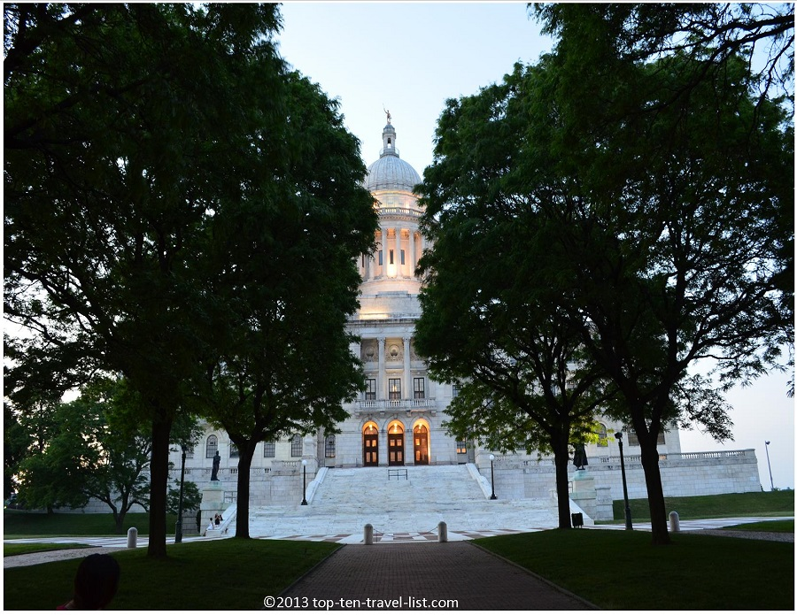 Providence, RI Capitol Building