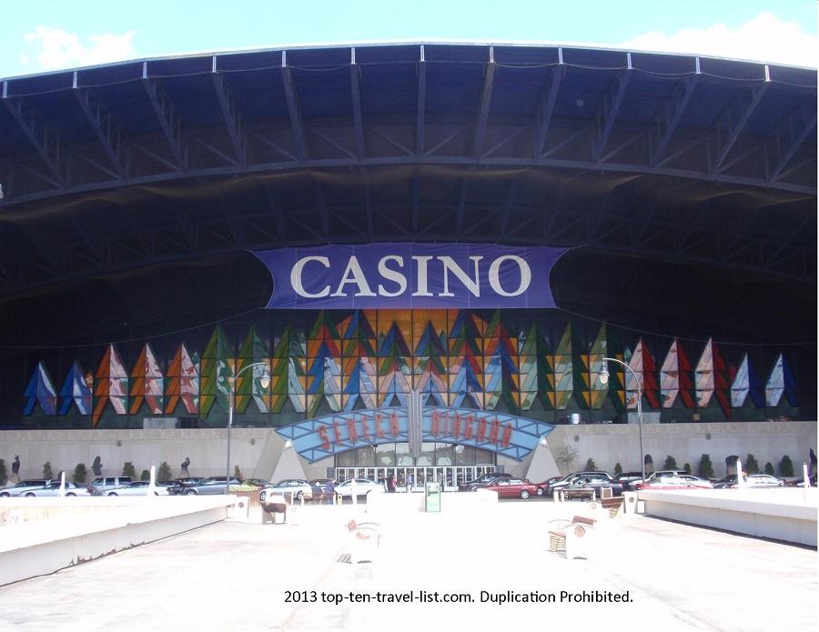Seneca Casino in Niagara Falls, NY