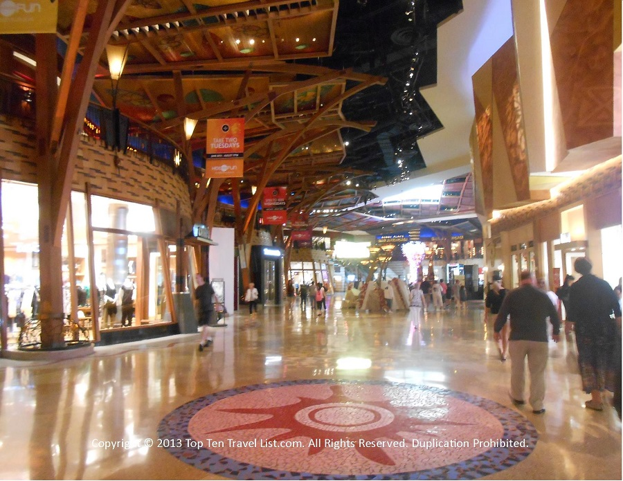 The Shops at Mohegan Sun - CT