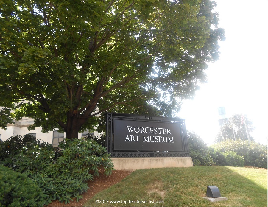 Worcester Art Museum - Worcester, MA