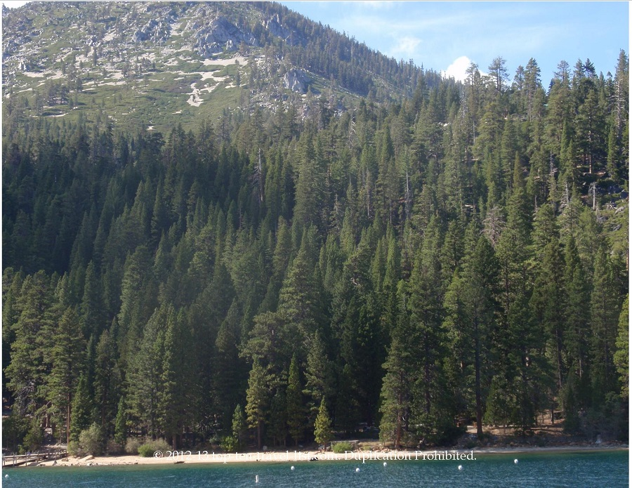 Zephyr Cove boat cruise - South Lake Tahoe, CA
