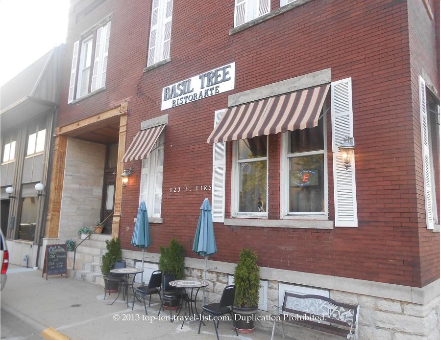 Basil Tree Ristorante - Dixon, IL