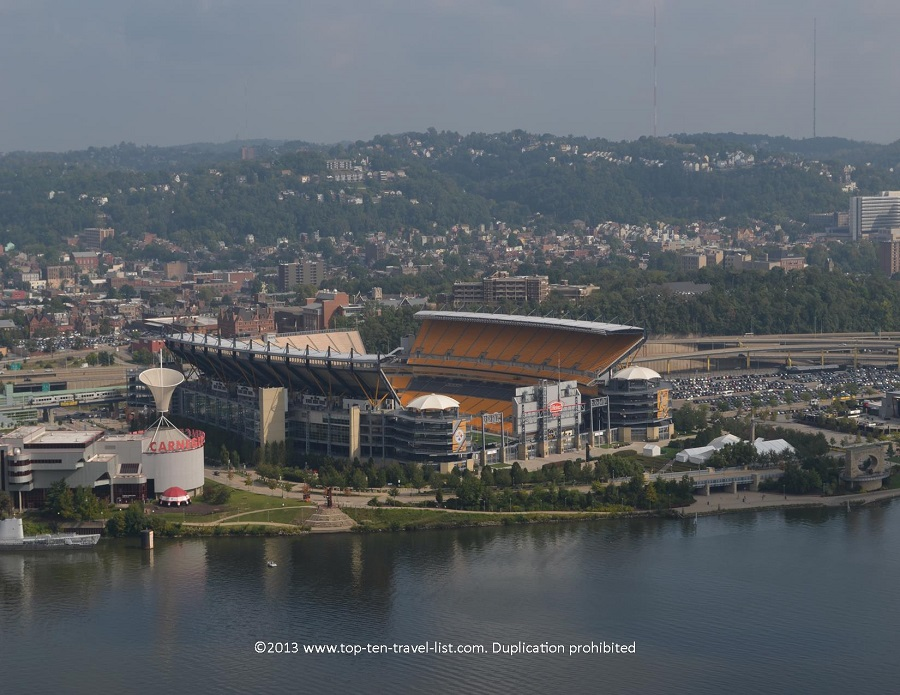 Heinz Field home to the Steelers