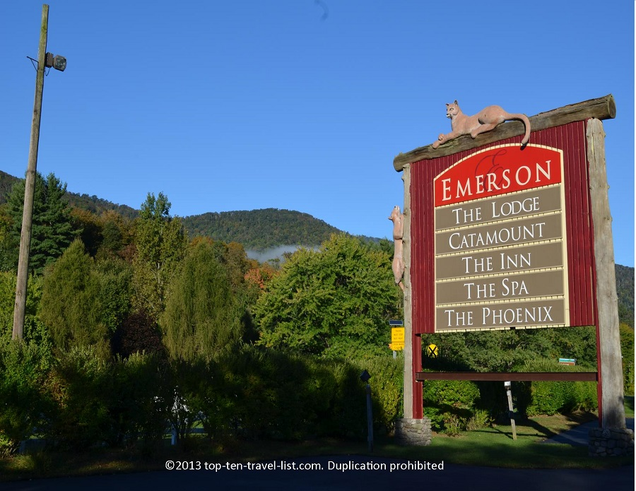 Emerson Spa and Resort - Mt. Tremper, NY