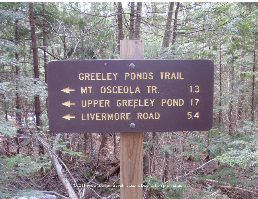 greeley ponds sign blog