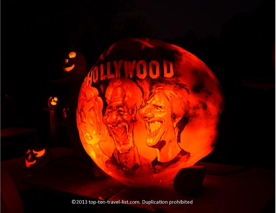 Hollywood Jack O'Lantern