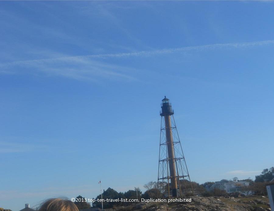 Lighthouse in Salem, MA