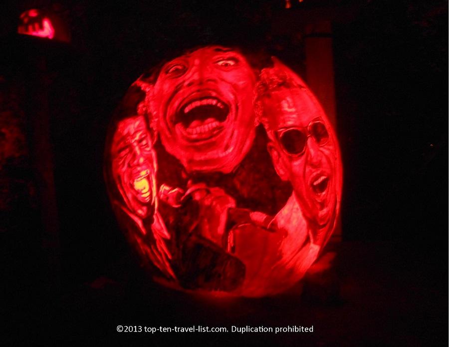 Lionel Richie Jack O'lantern