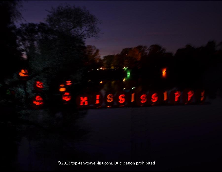 Mississippi Jack O'lanterns