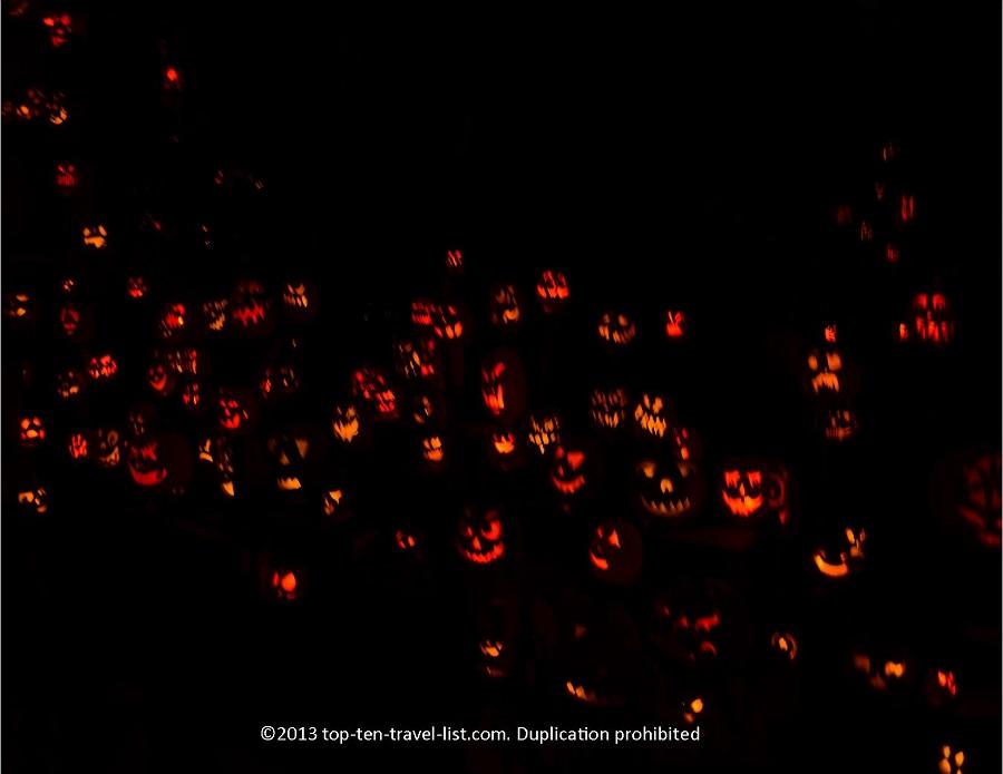 Jack O'lantern spectacular in Providence