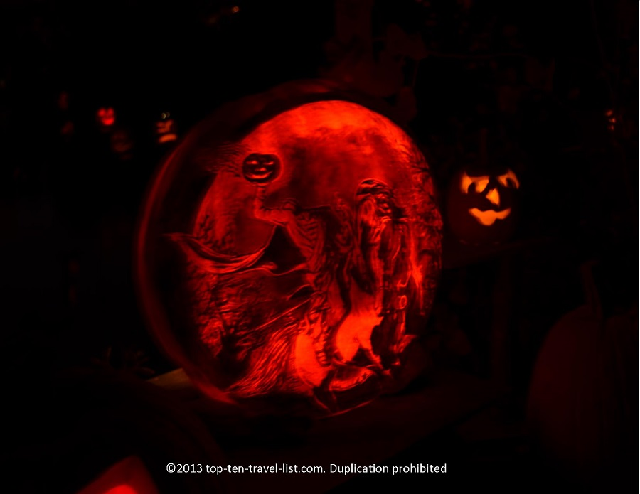 Sleepy Hollow Jack O'lantern