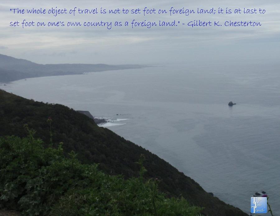 Best travel quotes - Top Ten Travel Blog