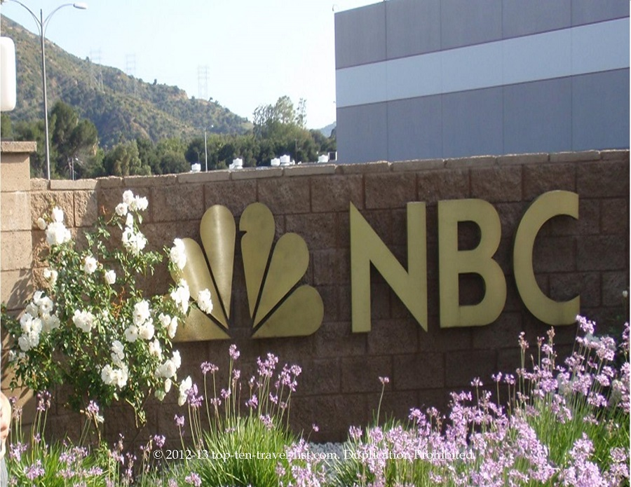NBC taping of the Tonight Show with Jay Leno