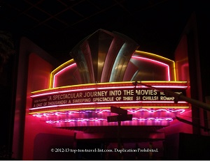 The Great Movie Ride- Hollywood Studios - Orlando, FL