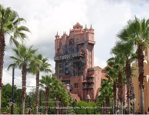 Tower of Terror - Hollywood Studios - Orlando, FL