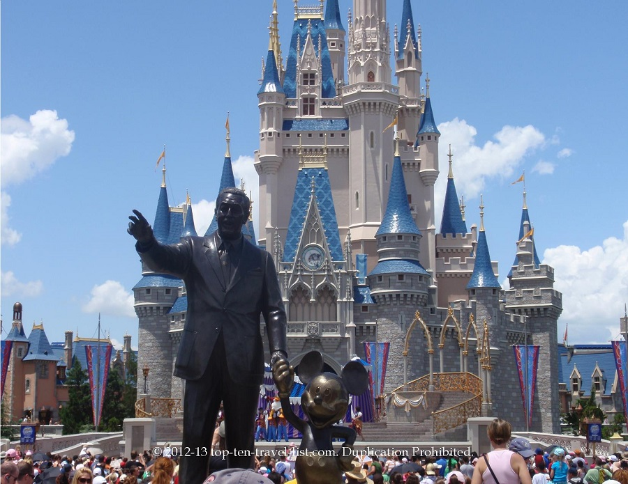 Walt Disney World Magic Kingdom - Orlando, FL