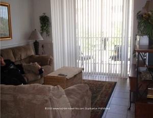 Windsor Hills Condo Rentals - Orlando, FL - Living room