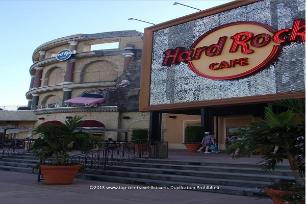 Hard Rock Cafe - Universal CityWalk - Orlando, FL