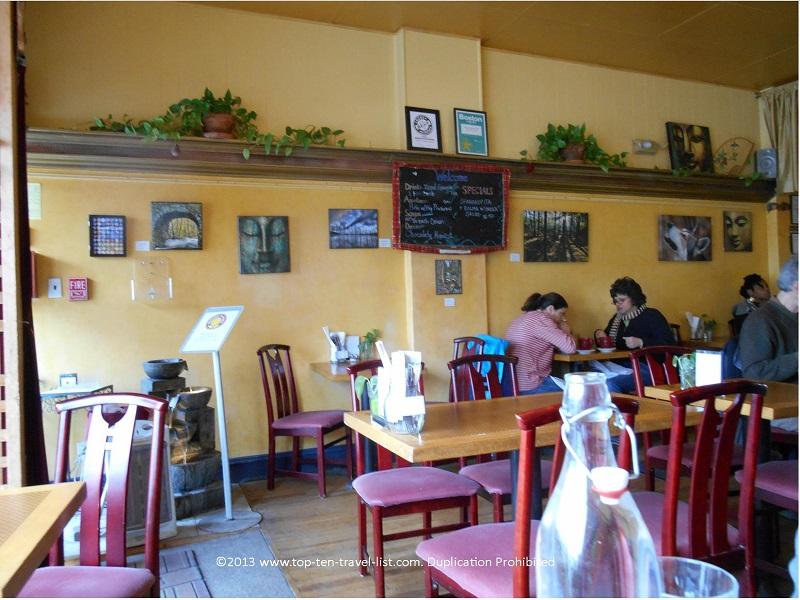 Organic Garden Cafe - Beverly, MA