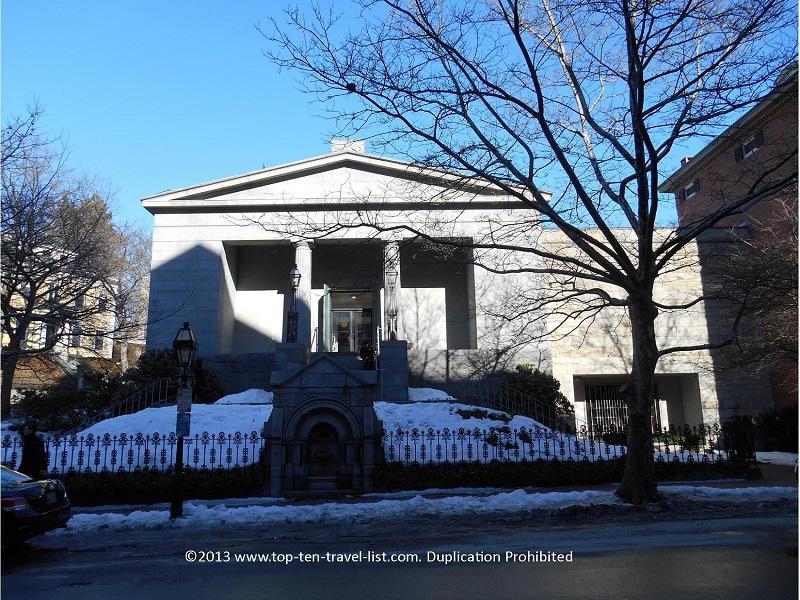 The Providence Athenaeum