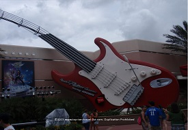 Aerosmith Rock N' Roller coaster