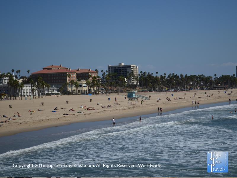 Gorgeous Santa Monica State Beach
