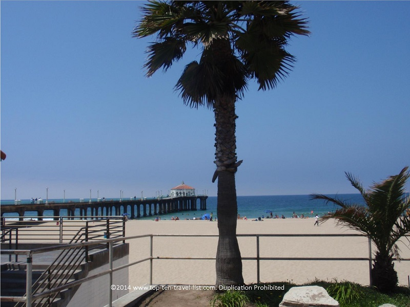 California's beautiful Manhattan Beach