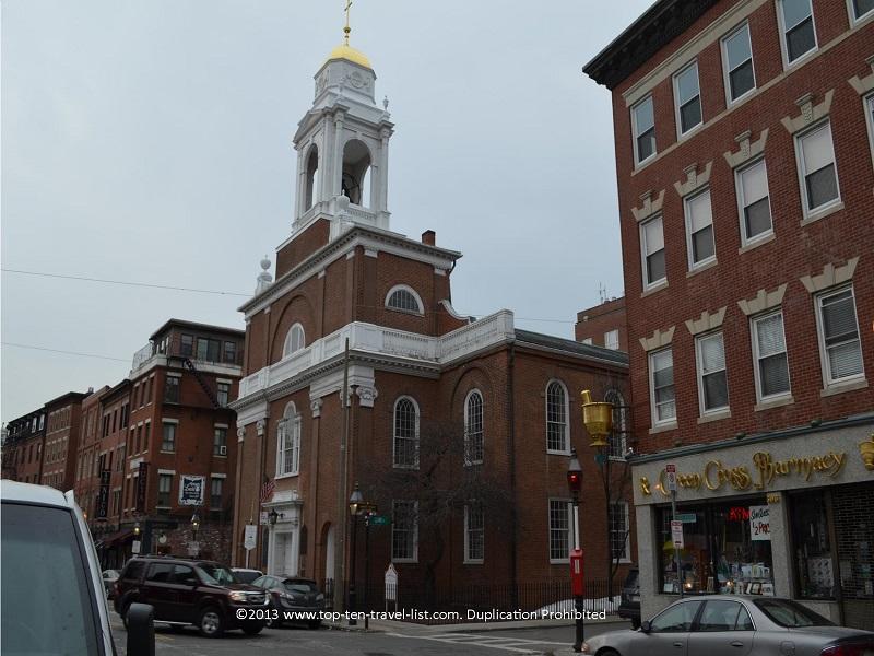 St. Stephen's Church - Boston, MA