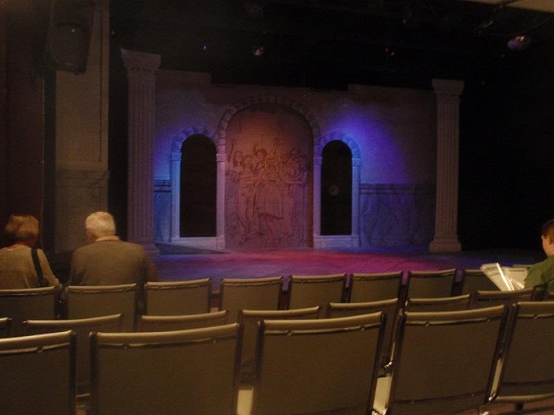 Knock Em Dead Dinner Theater in Boise, Idaho