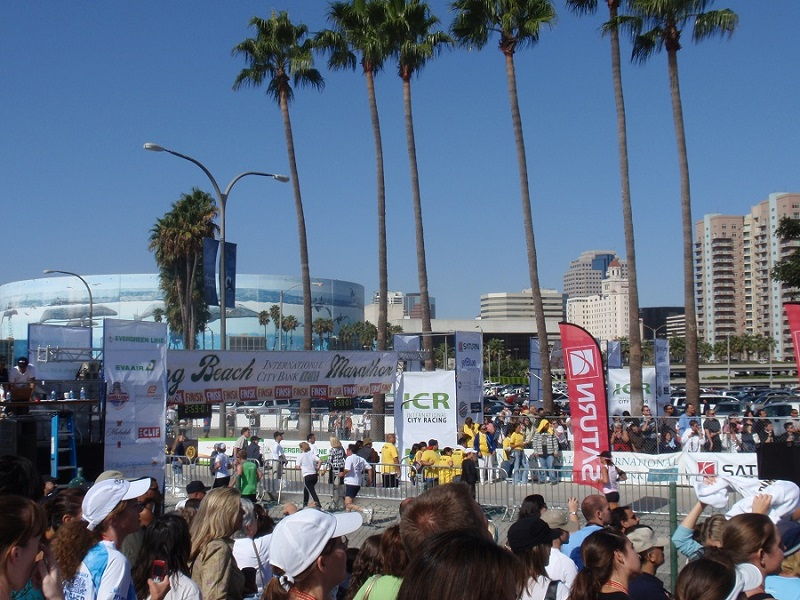 The Long Beach International Half Marathon