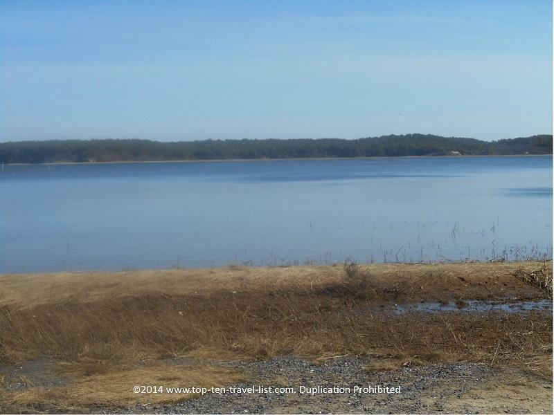 Marsh views along Cape Cod's Great Island Trail
