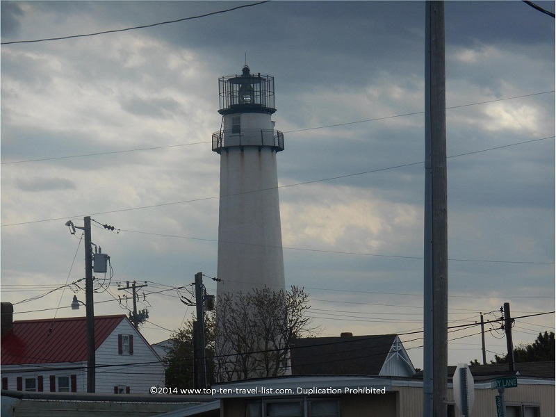 Fenwick Island, DE lighthouse