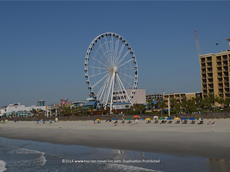 SkyWheel in Myrtle Beach, SC