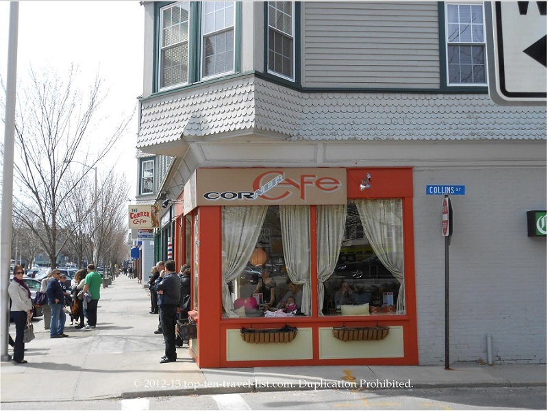 Corner Cafe - Newport, Rhode Island