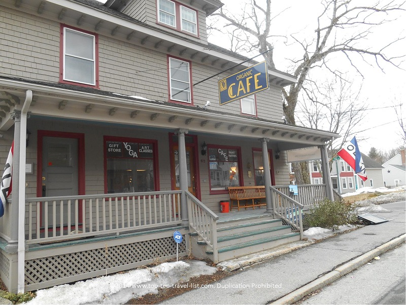 V Organic Cafe - Upton, Massachusetts