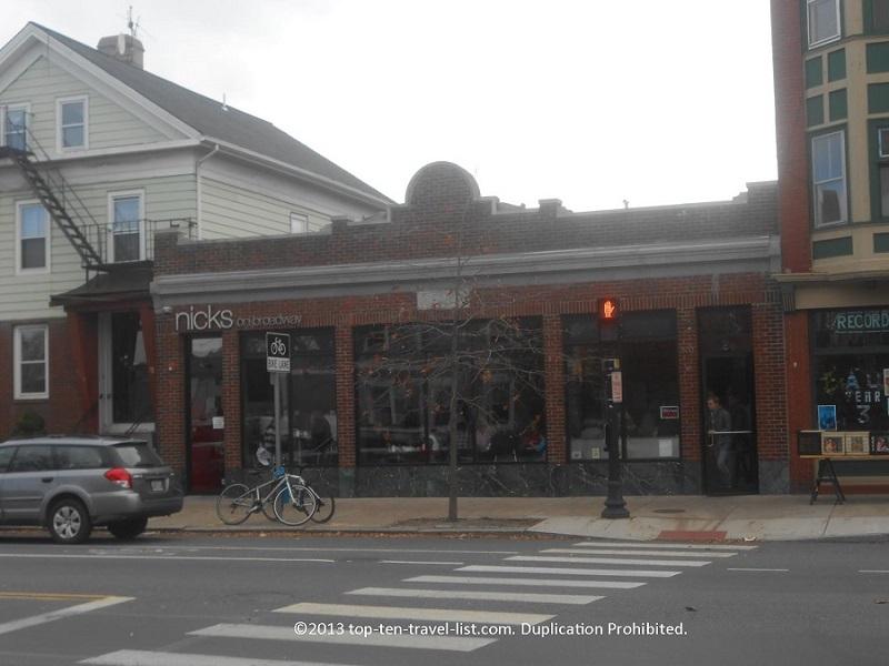 Nick's on Broadway - Providence, Rhode Island