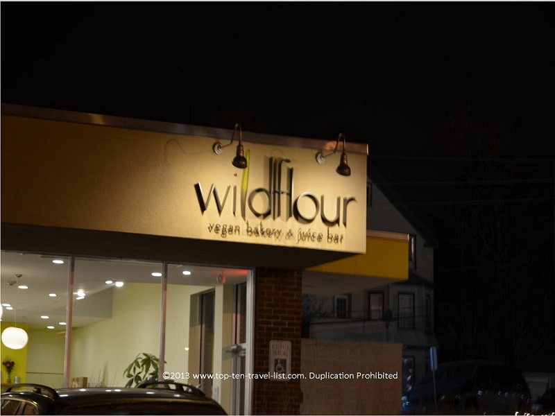 Wildflour Vegan Bakery - Pawtucket, Rhode Island