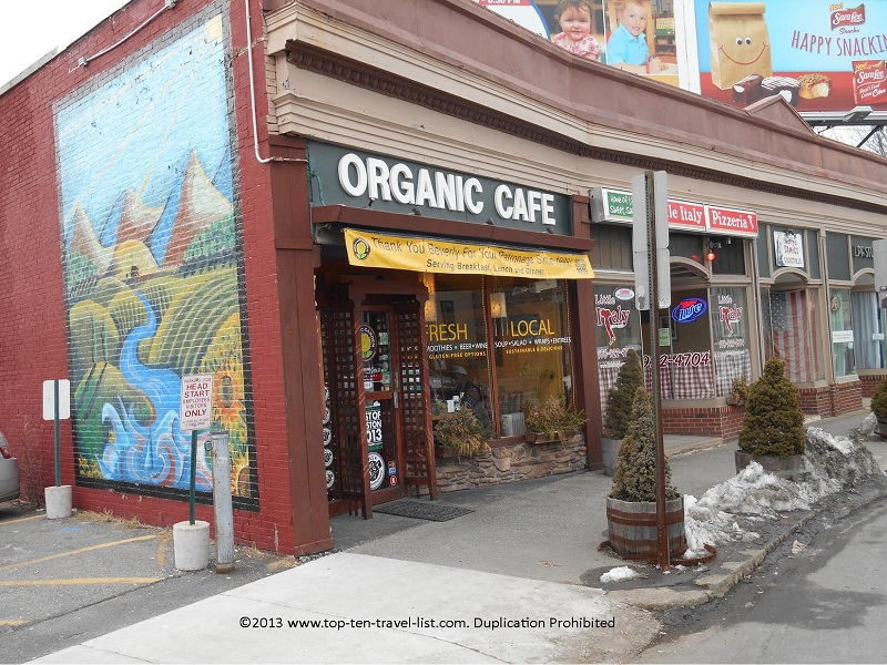 Beverly Organic Garden Cafe - Beverly, MA
