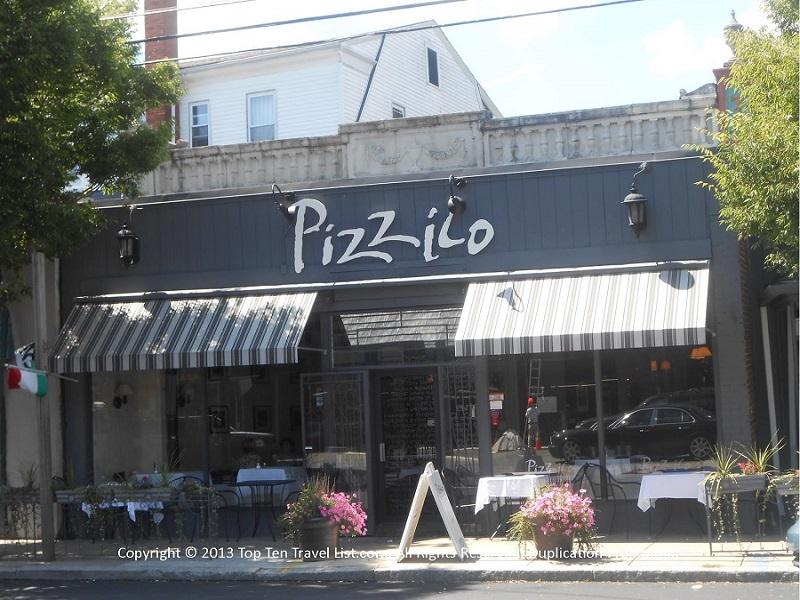 Pizzico Ristorante - Providence, Rhode Island