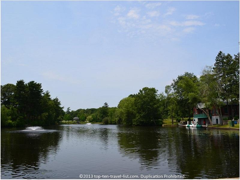 Slater Memorial Park - Pawtucket, Rhode Island