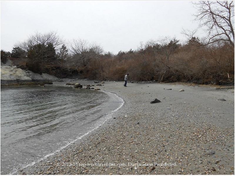 Jamestown Island in Rhode Island