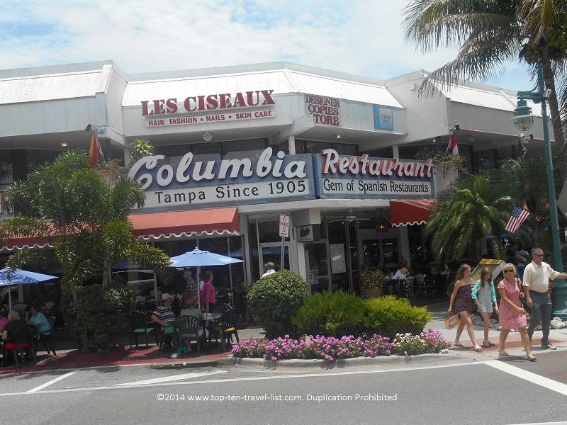 Columbia Restaurant - Sarasota, Florida