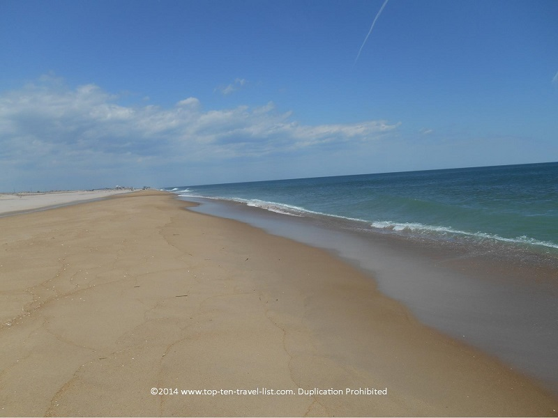Beach in Fenwick Island, Delaware
