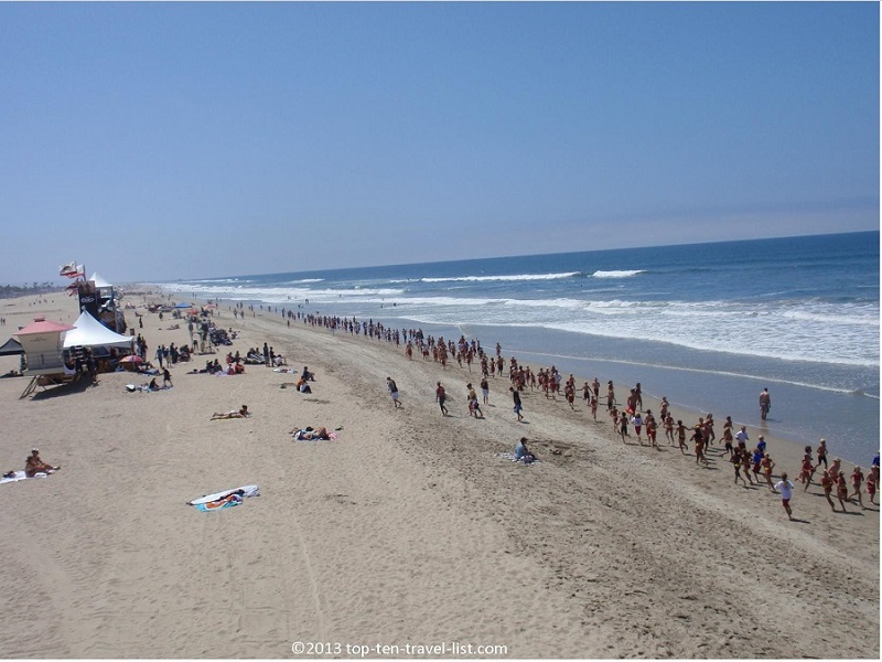 Huntington Beach State Park - California