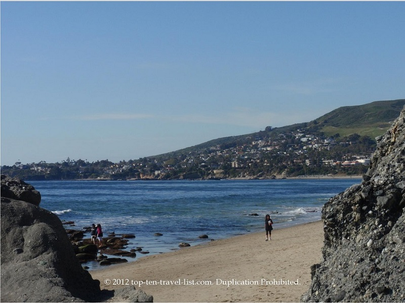 Southern California's gorgeous Laguna Beach